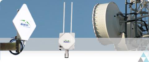 Atos Radiocom distibue des solutions pour des réseaux sans fil à haut débit (Internet, voix sur IP, vidéo).
